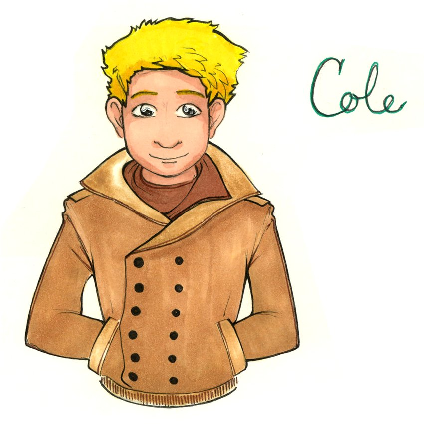 Meet the Characters - Cole
