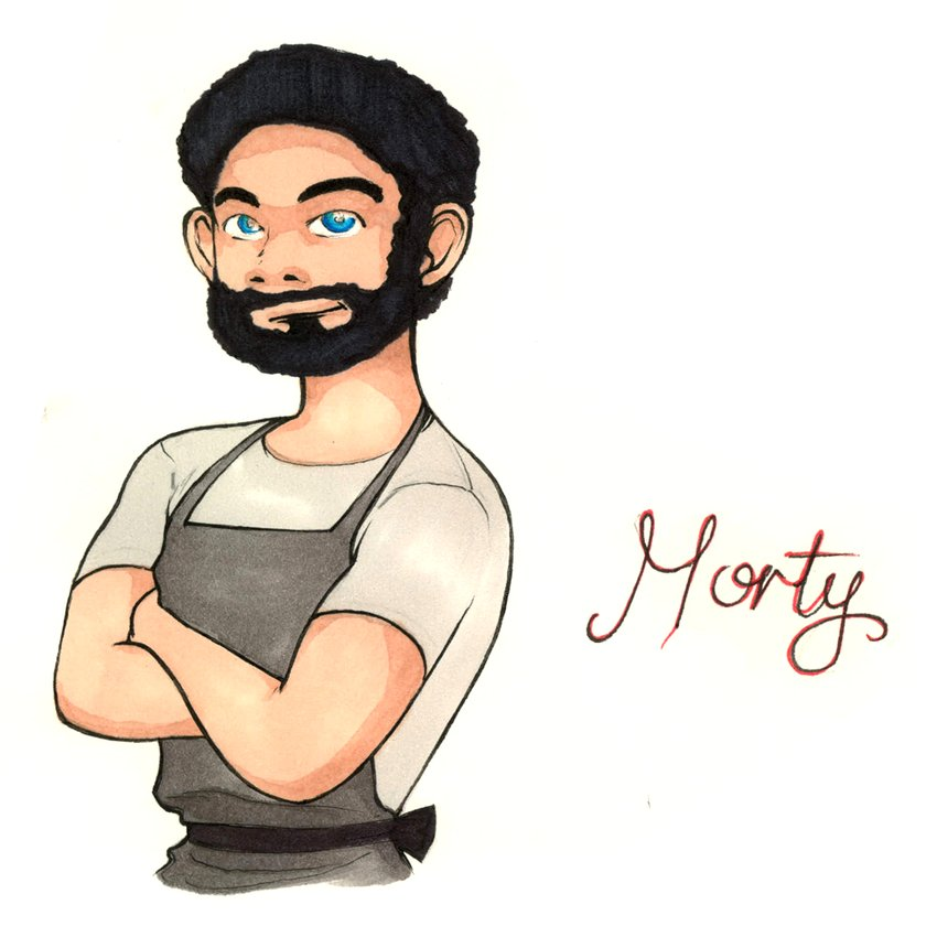 Meet the Characters - Morty