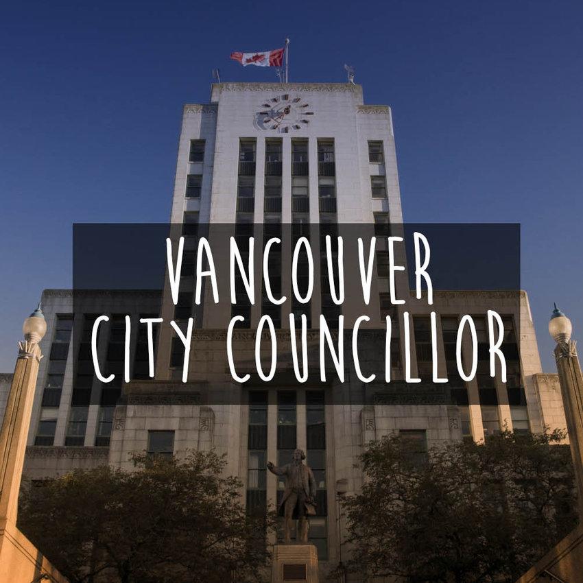 Vancouver City Councillor