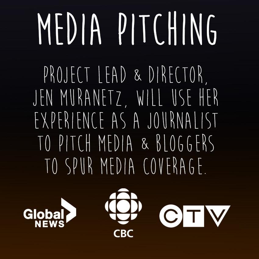 Media Pitching