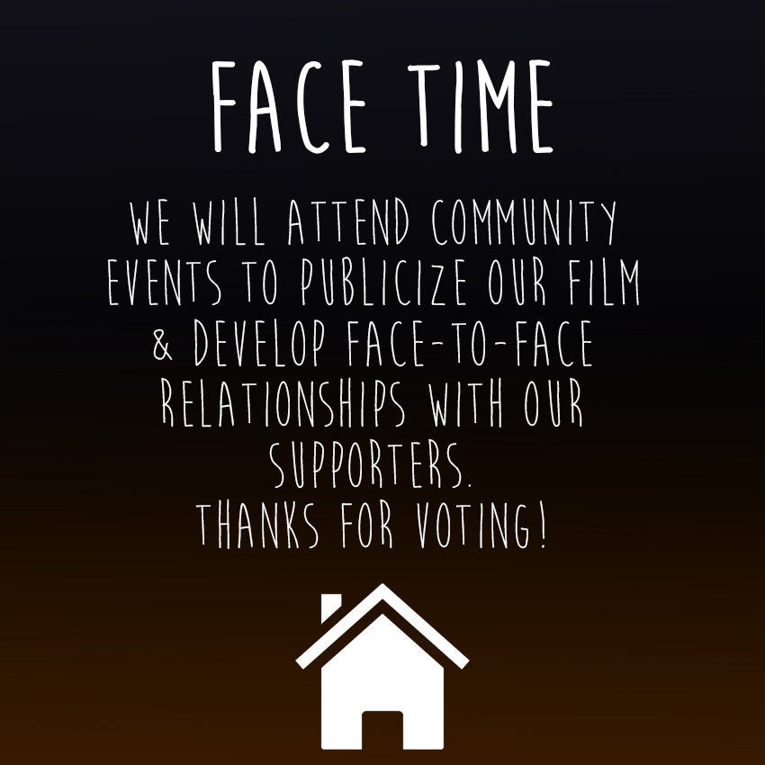 Face Time in the Community