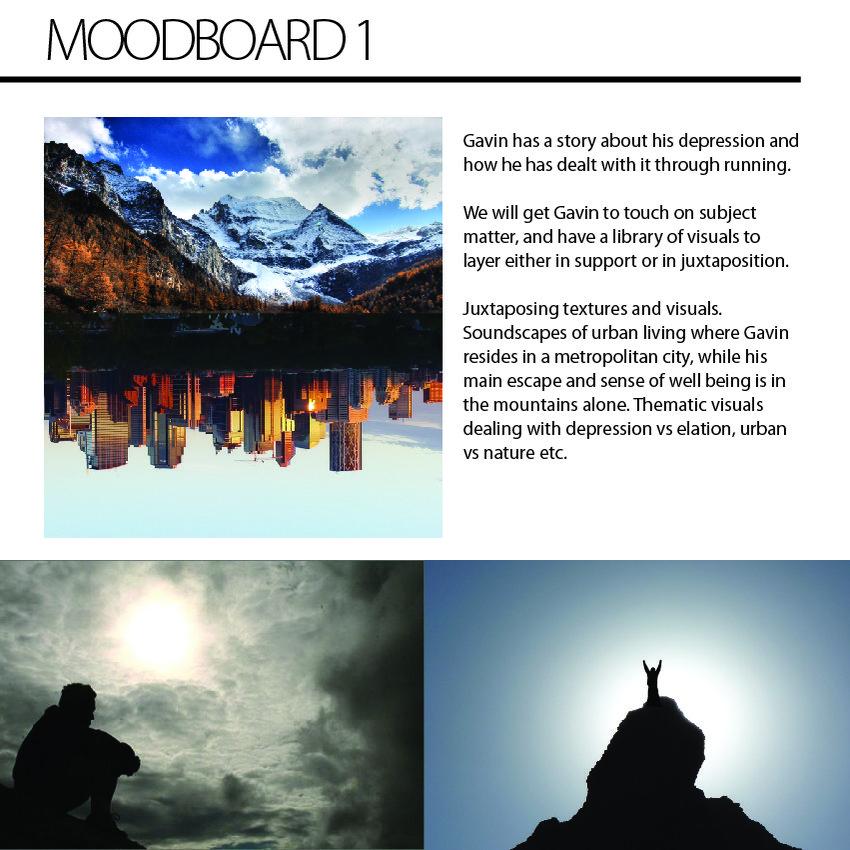 Storyboard 1 - Juxtaposition