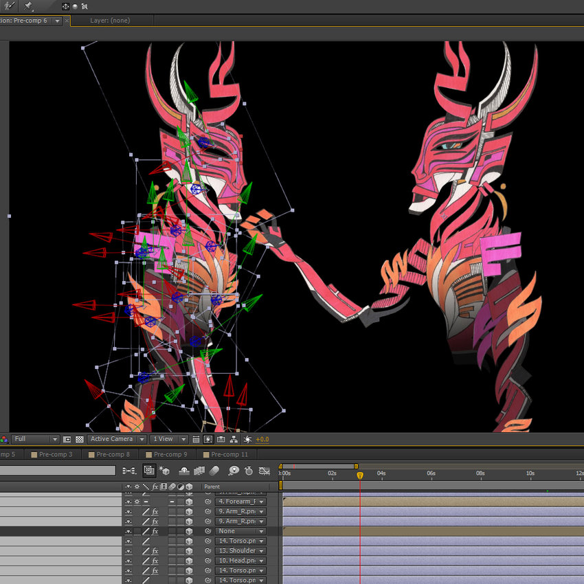Rigging & Animation