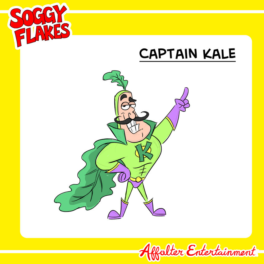 Captain Kale