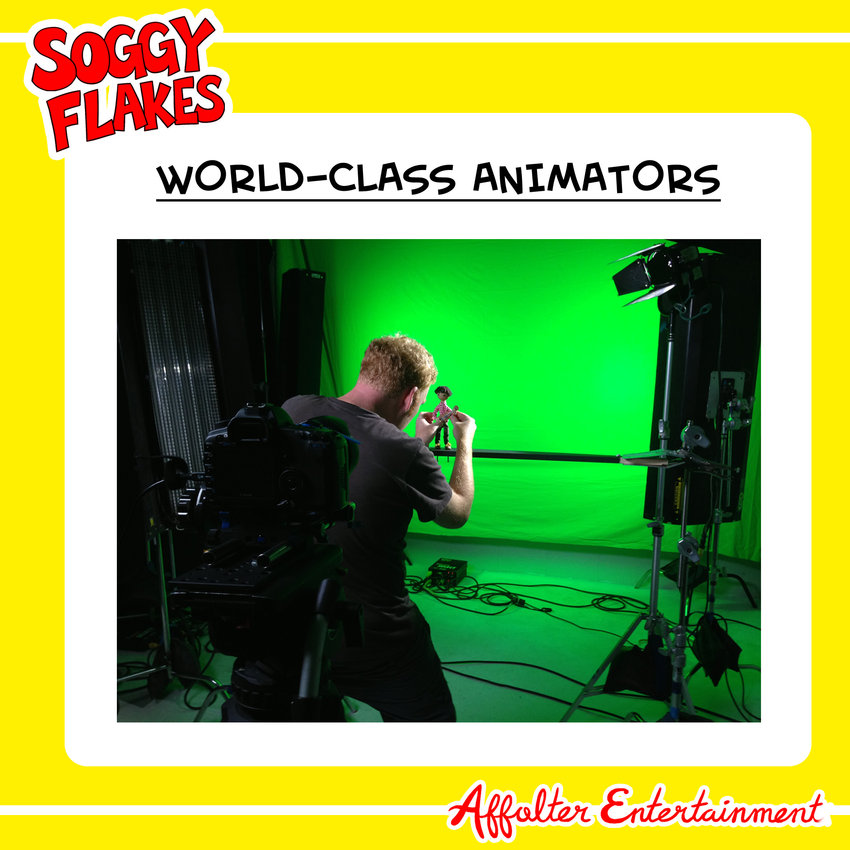 World-Class Animators