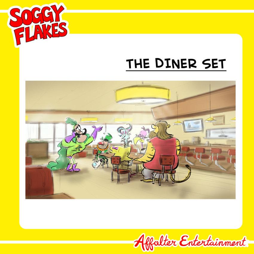 The Diner Set