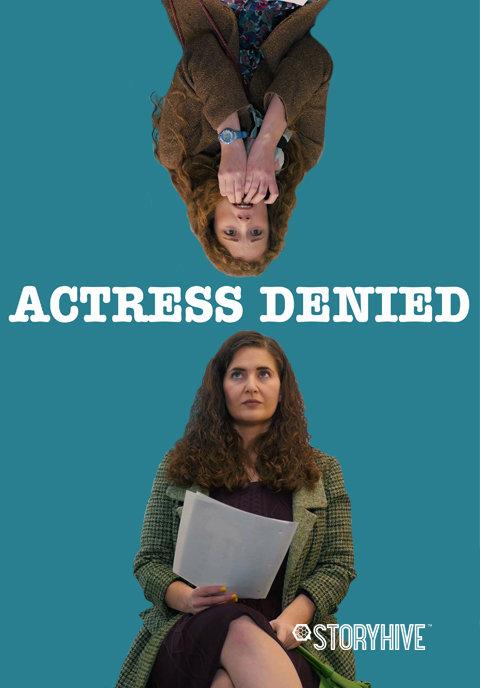 Actress Denied Box Art image