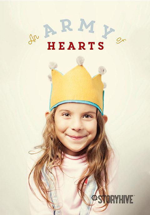 An Army of Hearts Box Art image