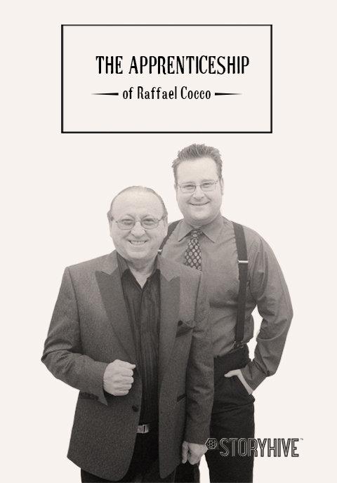 The Apprenticeship of Raffael Cocco Box Art image