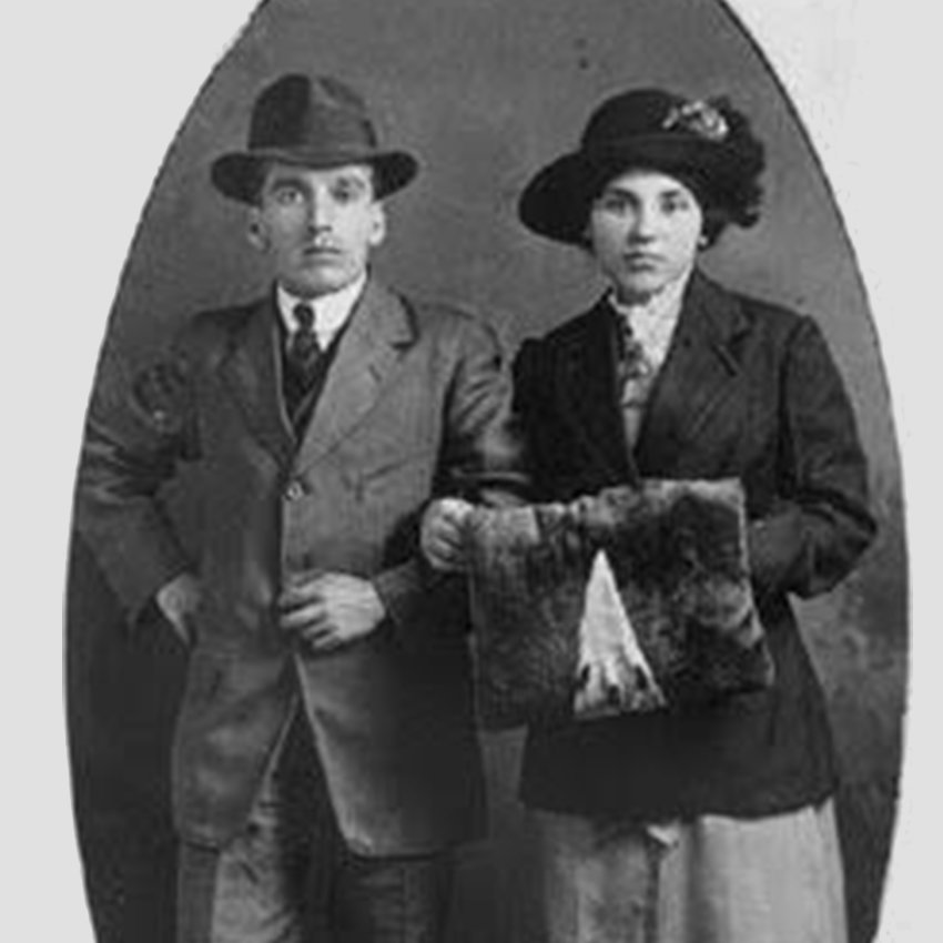 Thomas and Lena Gushal