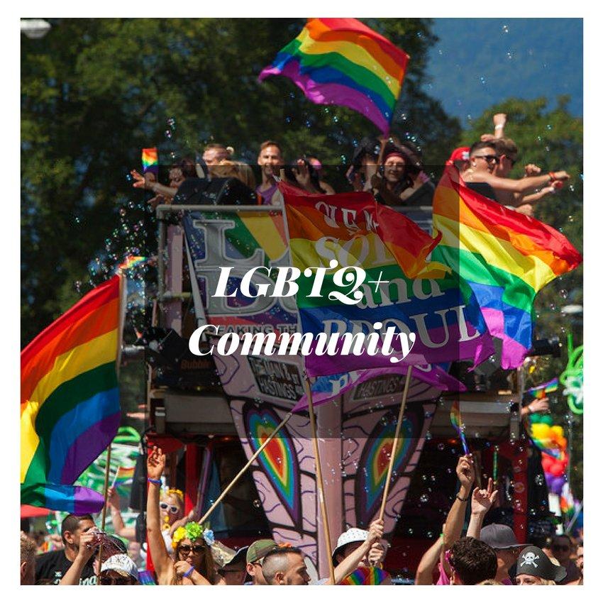 LGBTQ+ Community