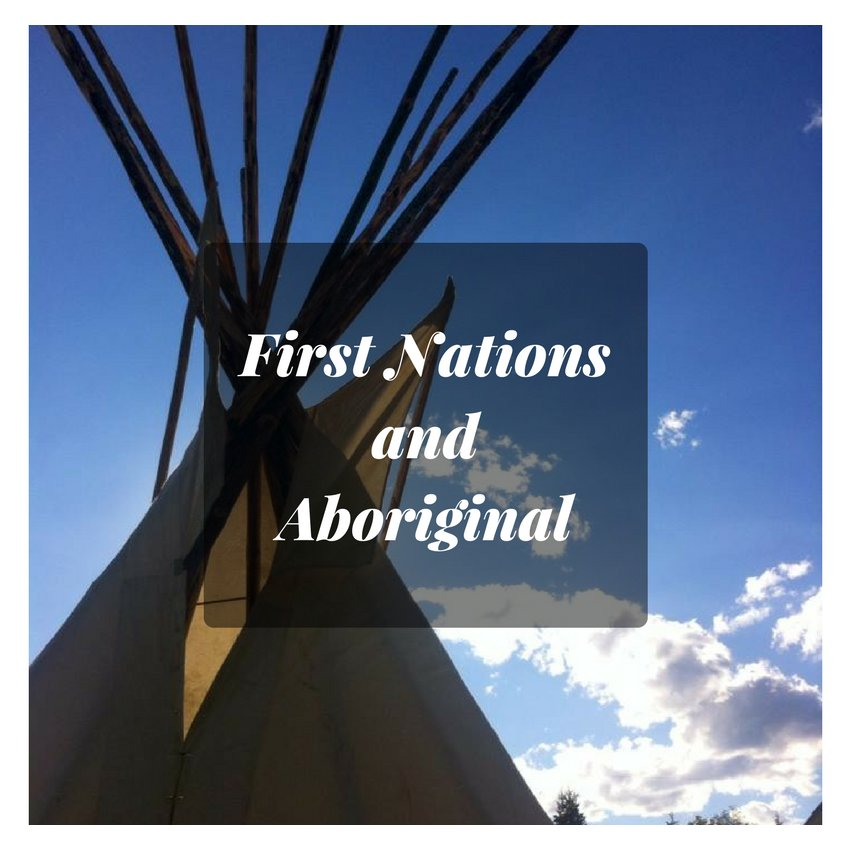 First Nations and Aboriginal