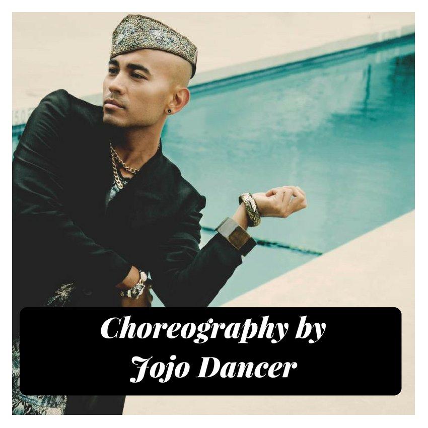 Choreography by Jojo Dancer