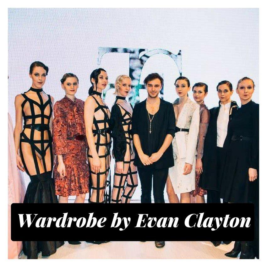 Wardrobe by Evan Clayton