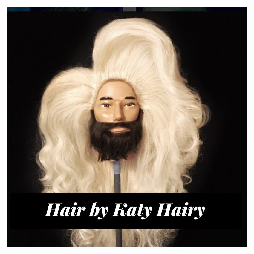 Hair by Katy Hairy