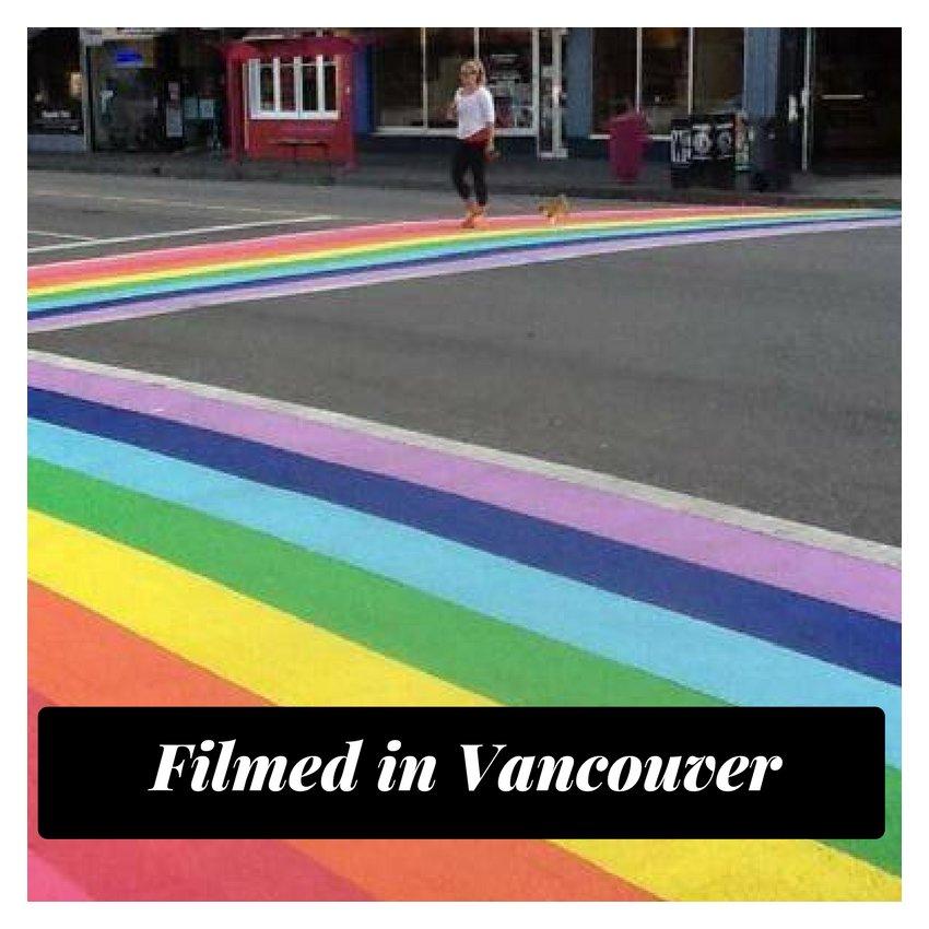 Filmed in Vancouver