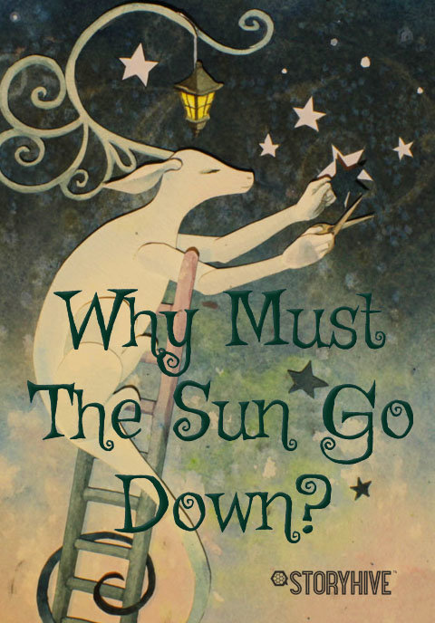 Why Must The Sun Go Down? Box Art image