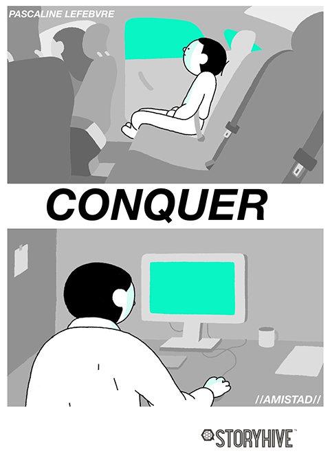Conquer Box Art image
