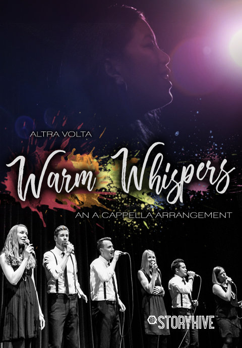 Warm Whispers - An A Cappella Arrangement Box Art image