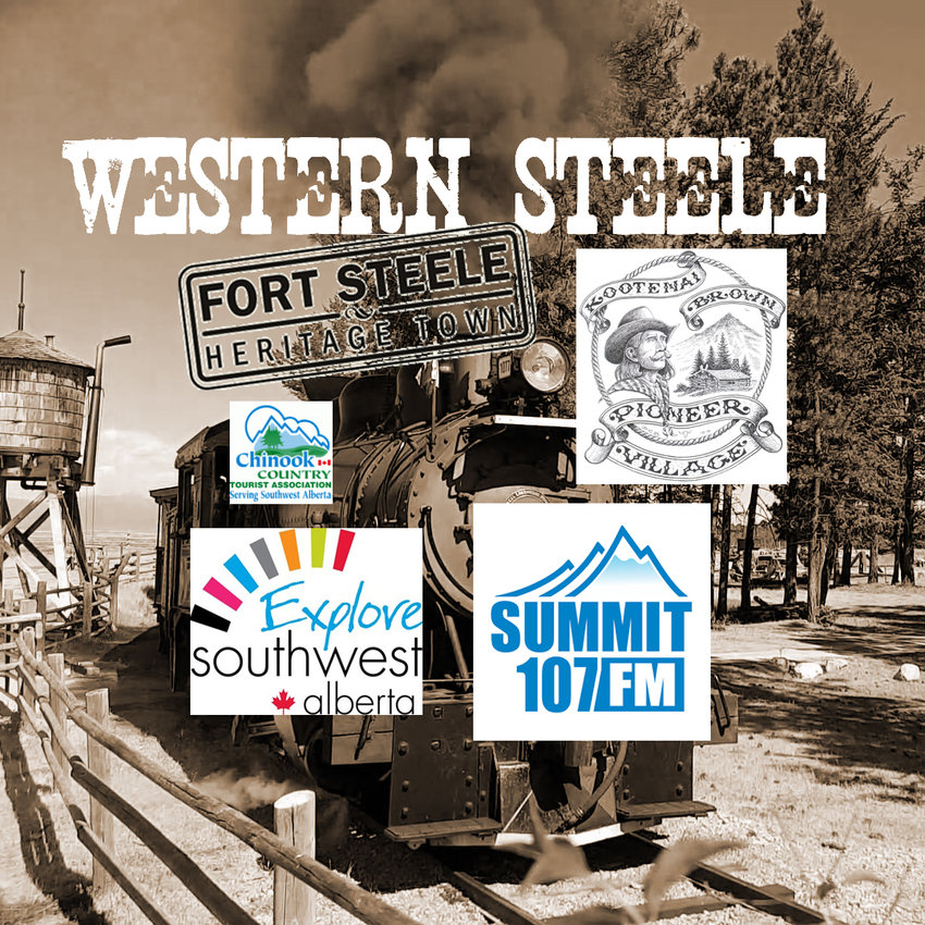 WESTERN STEELE supporting sponsors