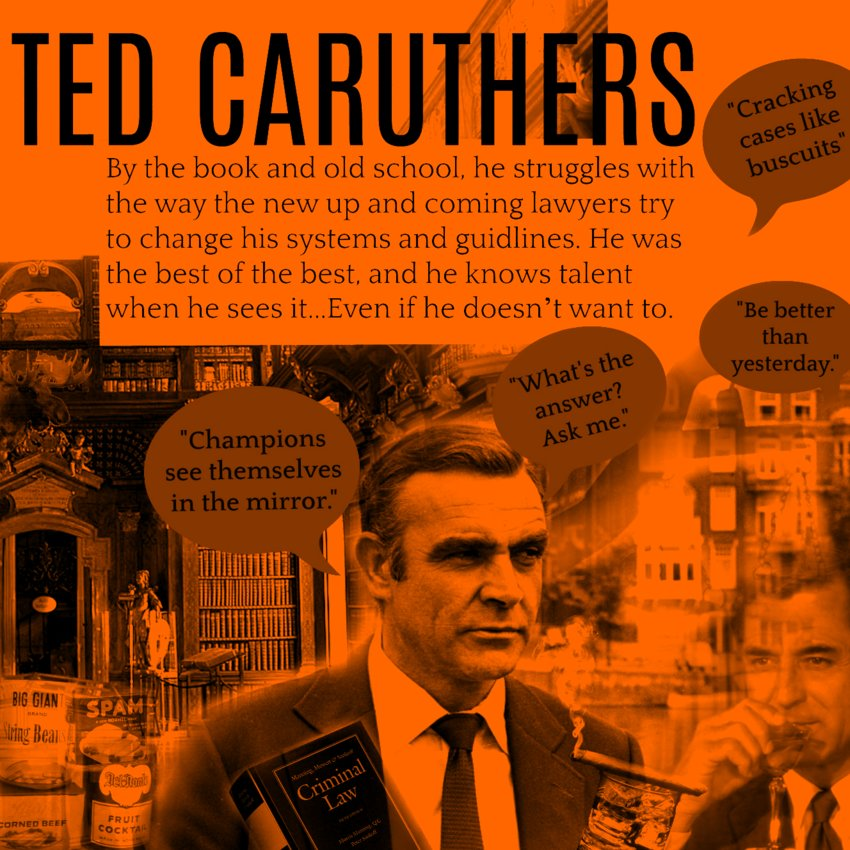 Ted Caruthers