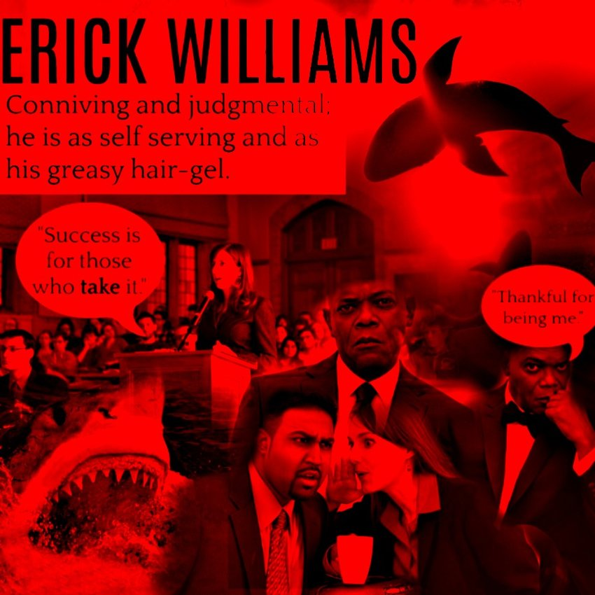 Erick Williams