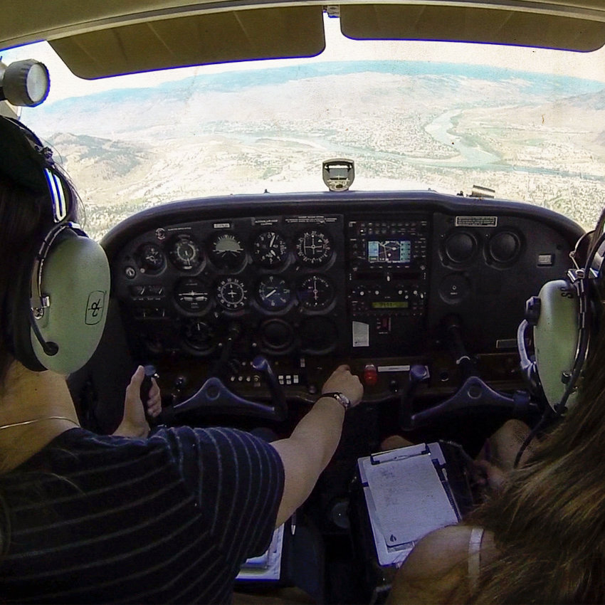 First Time Flyer