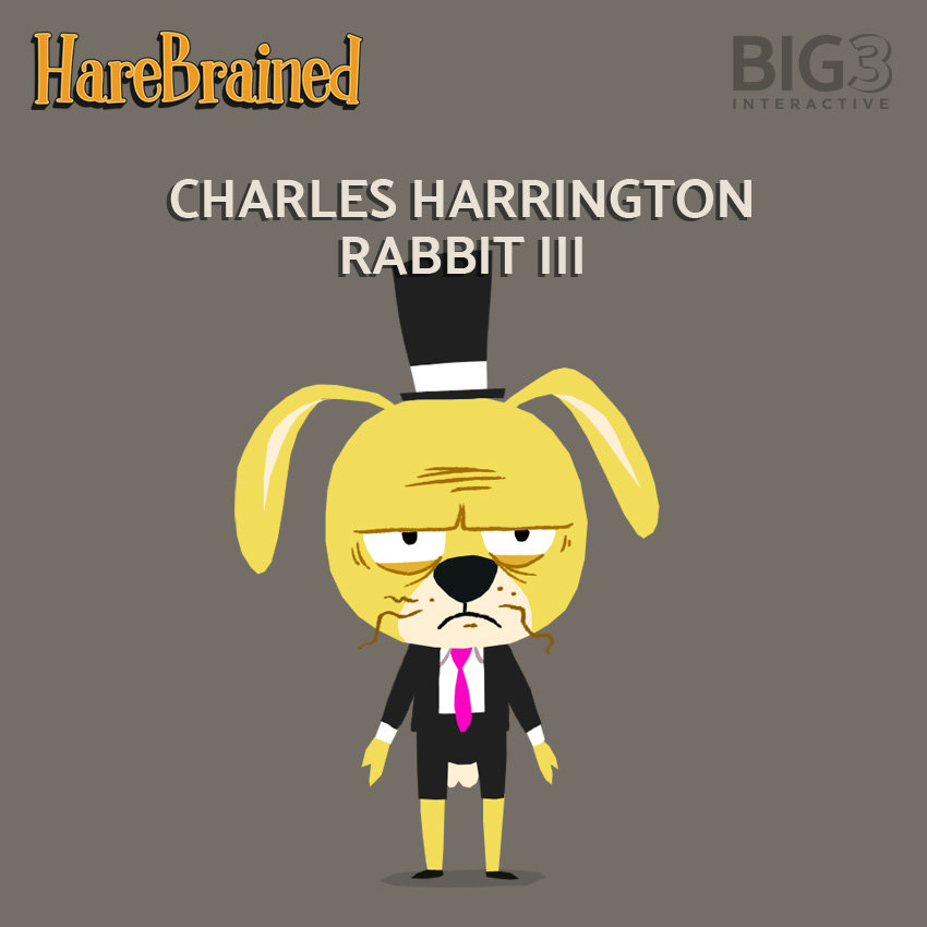 Charles Harrington Rabbit III