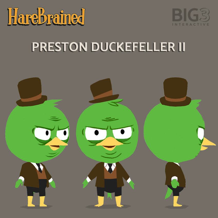 Preston Duckefeller II