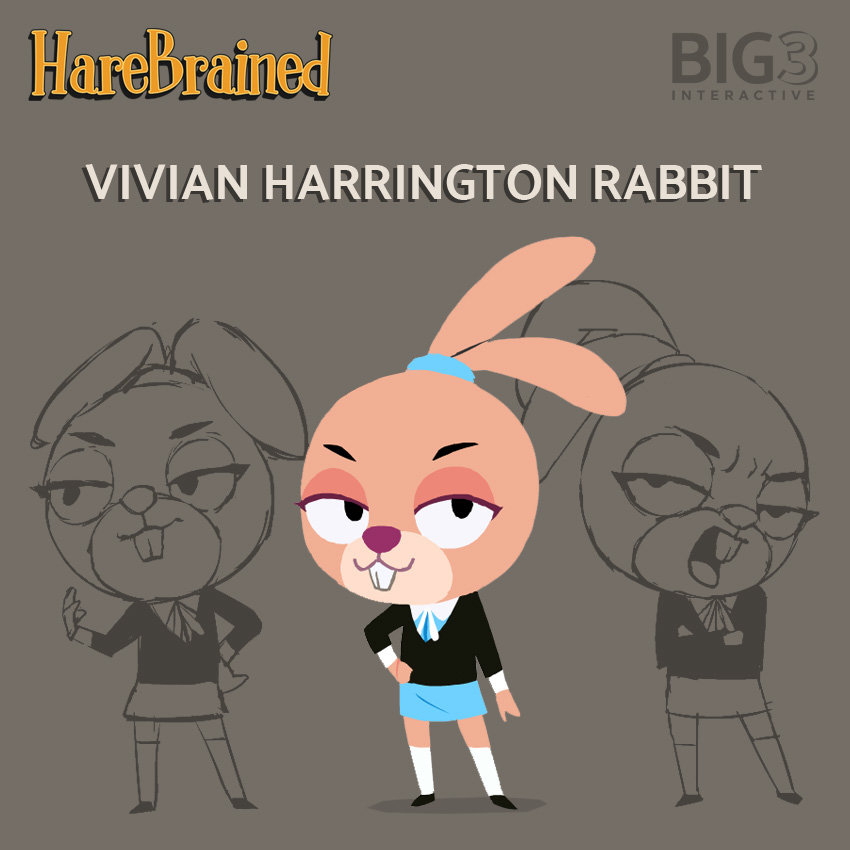 Vivian Harrington Rabbit