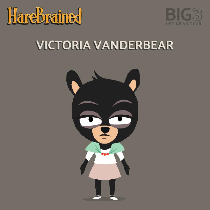Victoria Vanderbear
