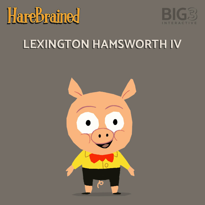 Lexington Hamsworth IV