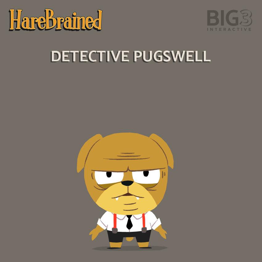 Detective Pugswell