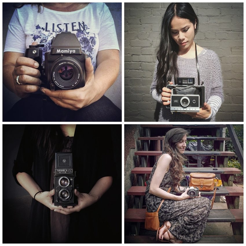 Female Photographers