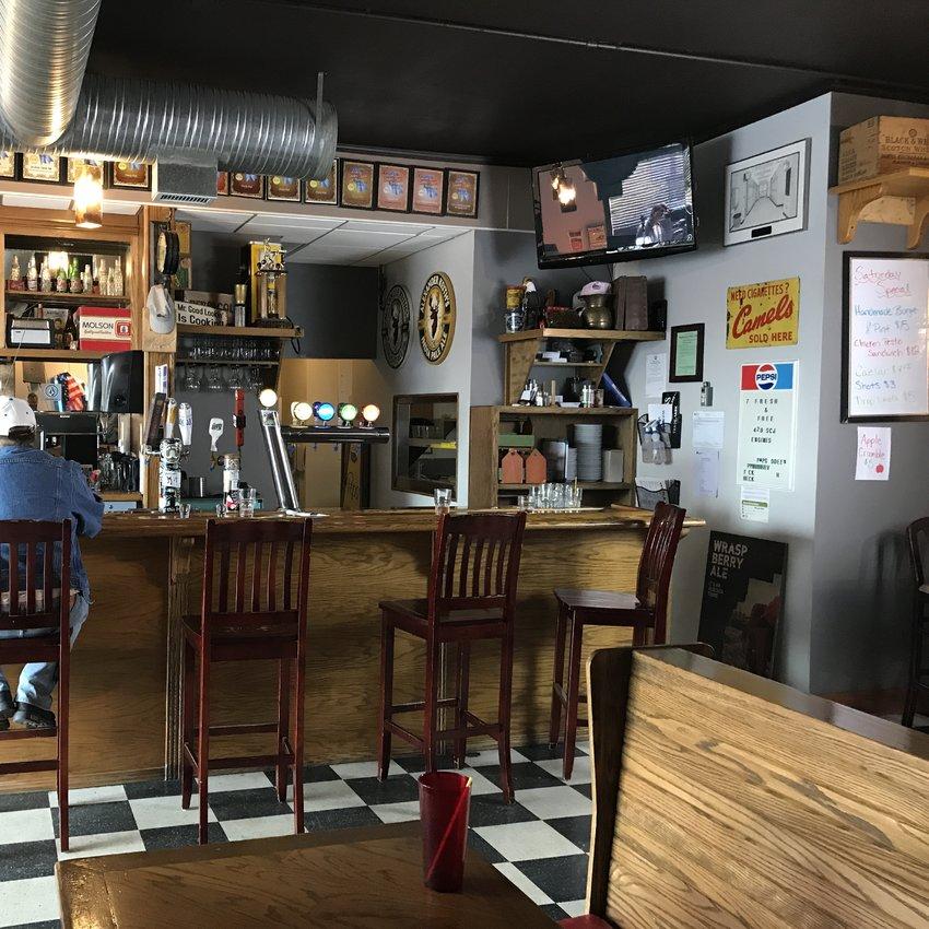 The Bar Scenes