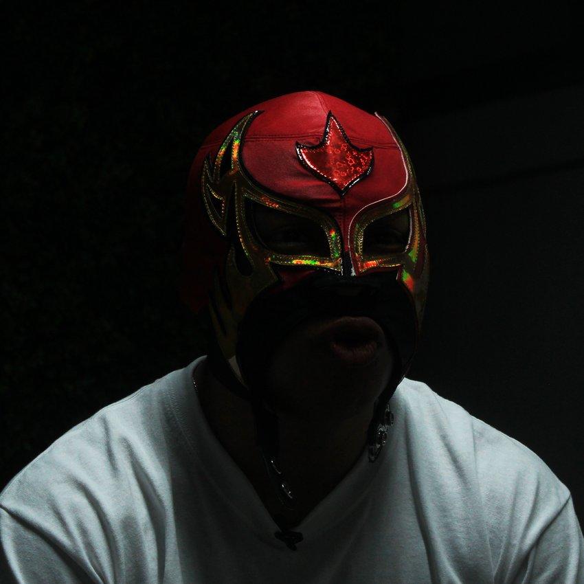 Santo's Luchador Mask
