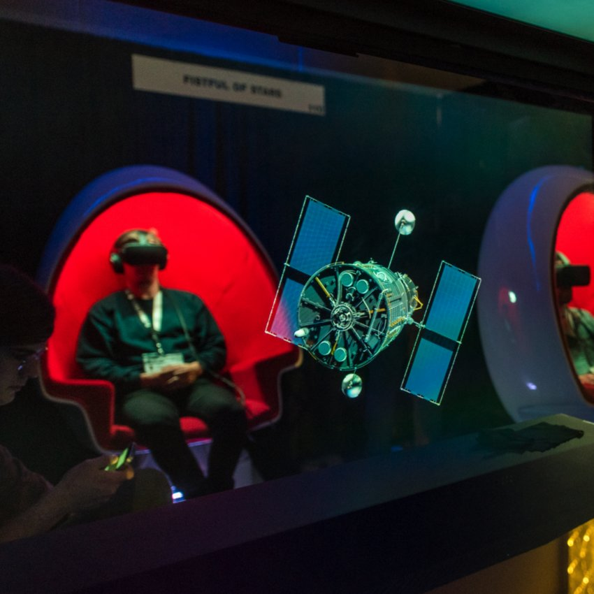 New Media Festivals + VR Programs