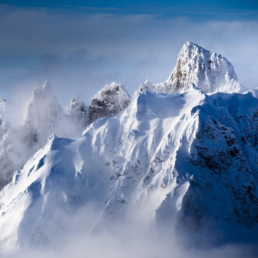Coast Mountain Range (Whistler & Beyond)