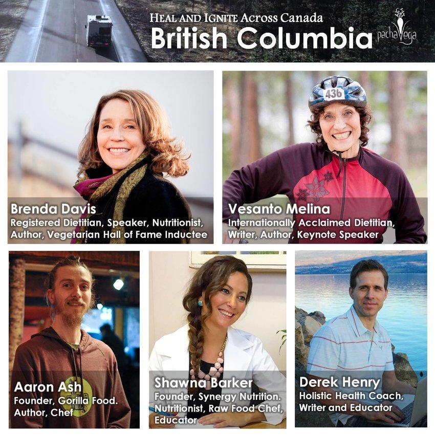 British Columbia Experts