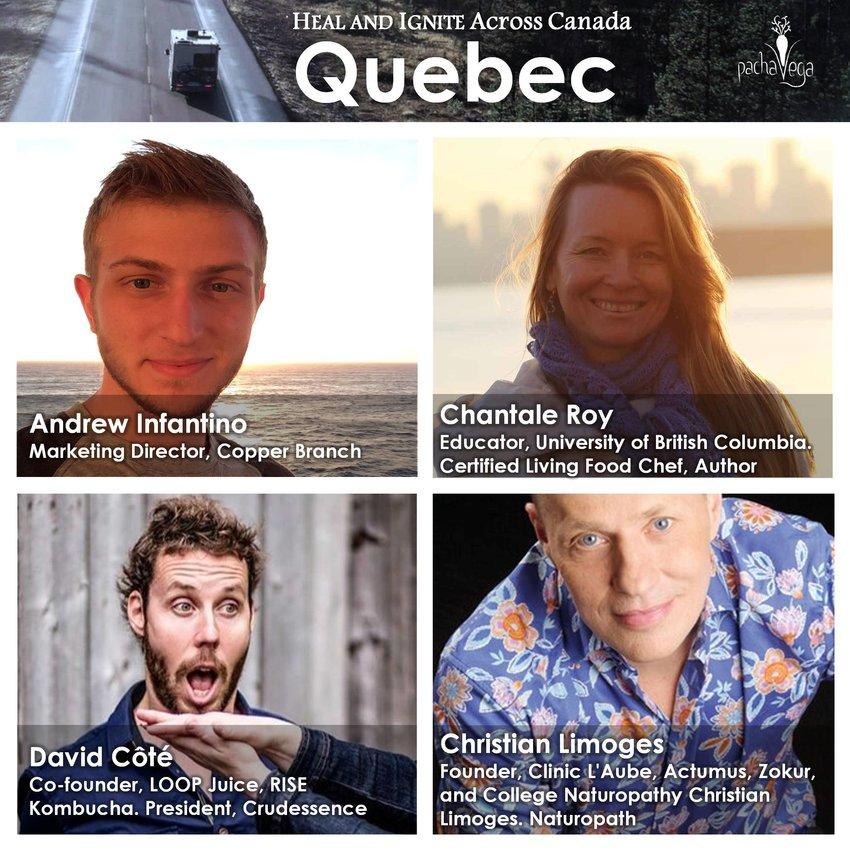 Quebec Experts
