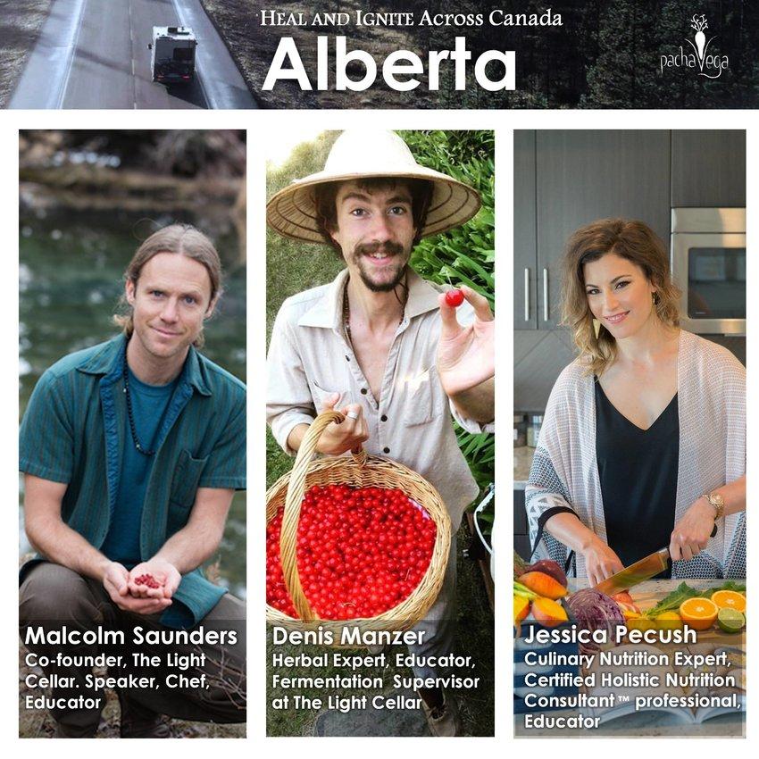Alberta Experts