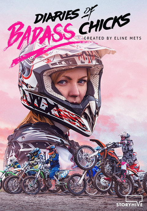 Diaries of Badass Chicks Box Art image