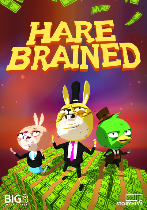 Harebrained Box Art image