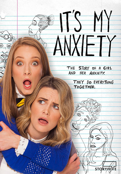 It's My Anxiety Box Art image