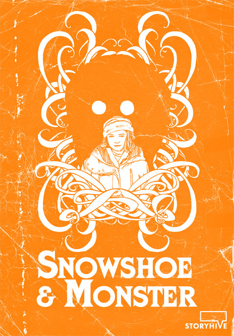 Snowshoe & Monster Box Art image