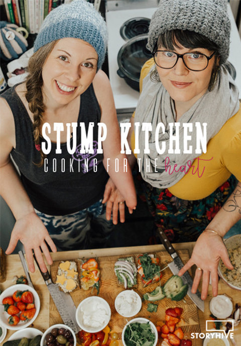 Stump Kitchen: Cooking For the Heart Box Art image