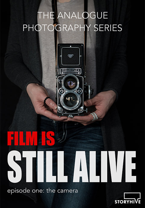 The Analogue Photography Series: Film is Still Alive Box Art image