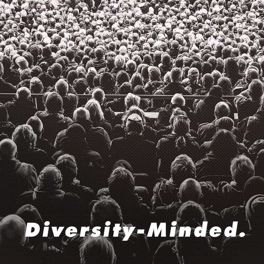 Diversity-Minded