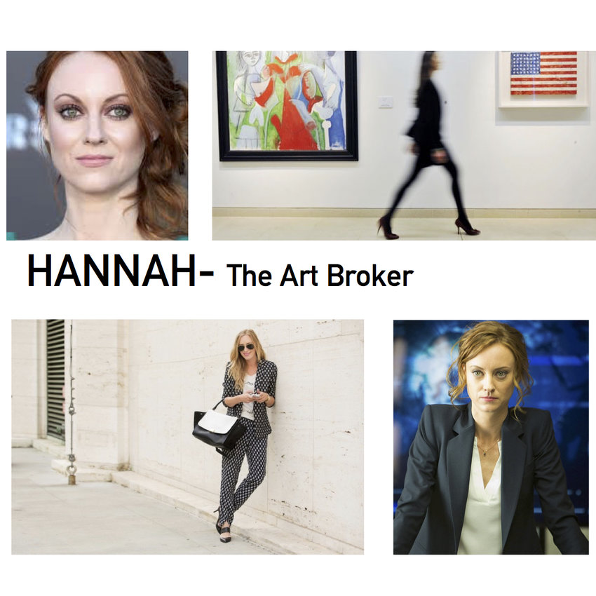 Hannah - The Art Broker