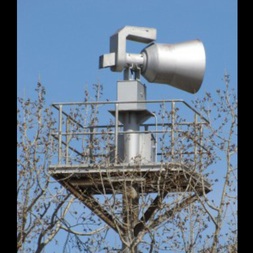 Civil Defence Siren